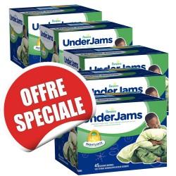 Maxi giga pack d'une quantité de 315 Sous-vêtements jetables de Pampers Underjams - pour Garçons taille L/XL sur Tooly