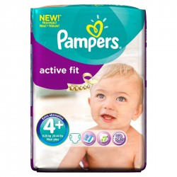 Couches pampers taille 4 74 couches simply dry sur tooly - Couches pampers active fit taille 4 giga pack ...