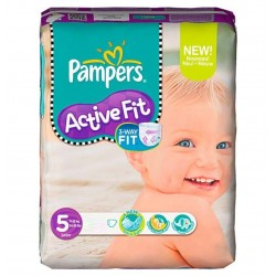 Couches pampers taille 4 active fit sur tooly - Couches pampers active fit taille 5 ...