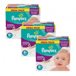 Couches pampers taille 4 742 couches active baby dry sur tooly - Couche pampers en gros allemagne ...